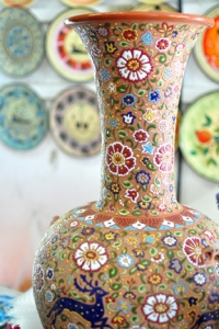 Greek pottery, very detailed and gorgeous!